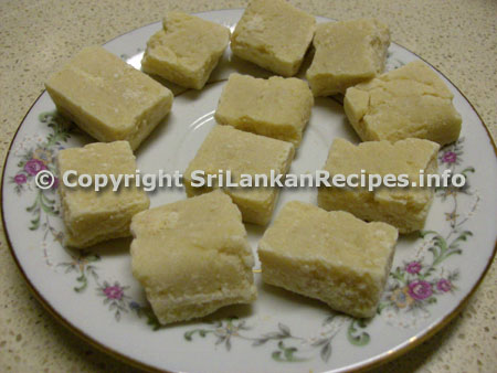 Sri Lankan Potato Toffee (Ala Toffee)